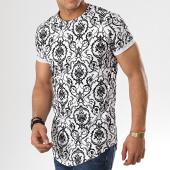 /achat-t-shirts-longs-oversize/aarhon-tee-shirt-oversize-91313-blanc-noir-renaissance-178210.html