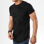 /achat-t-shirts-longs-oversize/aarhon-tee-shirt-oversize-91312-noir-floral-178234.html