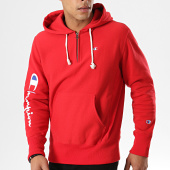 /achat-sweats-capuche/champion-sweat-capuche-212993-rouge-178093.html