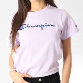 /achat-t-shirts/champion-tee-shirt-femme-110992-lilas-178119.html
