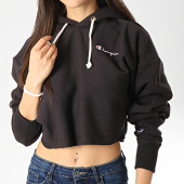 /achat-sweats-capuche/champion-sweat-capuche-crop-femme-111561-noir-178121.html