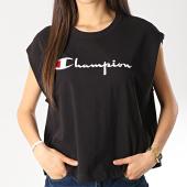 /achat-t-shirts/champion-tee-shirt-femme-111647-noir-178143.html