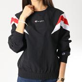 /achat-sweats-col-rond-crewneck/champion-sweat-crewneck-femme-111660-noir-178154.html