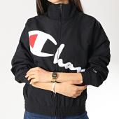 /achat-vestes/champion-veste-zippee-femme-111659-noir-178186.html