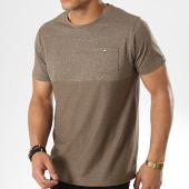 /achat-t-shirts-poche/classic-series-tee-shirt-poche-kiku-vert-kaki-chine-178003.html