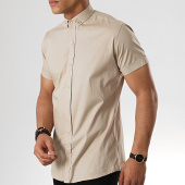 /achat-chemises-manches-courtes/classic-series-chemise-manches-courtes-113-beige-178275.html