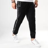 /achat-pantalons-joggings/sergio-tacchini-pantalon-jogging-a-bandes-original-37862-noir-velours-178155.html
