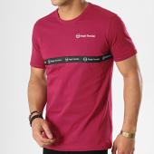 /achat-t-shirts/sergio-tacchini-tee-shirt-original-37859-bordeaux-noir-178158.html