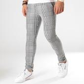 /achat-pantalons-carreaux/classic-series-pantalon-carreaux-m-14-noir-blanc-178322.html