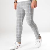 /achat-pantalons-carreaux/classic-series-pantalon-carreaux-m-17-noir-blanc-bleu-178332.html