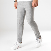 /achat-pantalons-carreaux/classic-series-pantalon-carreaux-m-05-gris-marron-178353.html