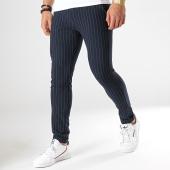 /achat-pantalons-carreaux/classic-series-pantalon-m-09-bleu-marine-178361.html