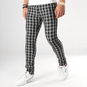 /achat-pantalons-carreaux/classic-series-pantalon-carreaux-m-19-noir-blanc-178364.html