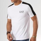 /achat-t-shirts/ea7-tee-shirt-a-bandes-3gpt07-pj03z-blanc-noir-178362.html