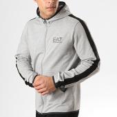 /achat-vestes/ea7-veste-zippee-capuche-a-bandes-3gpm22-pj05z-gris-chine-noir-178371.html
