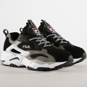/achat-baskets-basses/fila-baskets-femme-ray-tracer-1010686-25y-black-178463.html