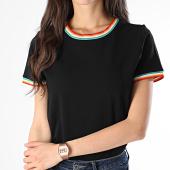 /achat-t-shirts/only-tee-shirt-femme-rainbow-noir-178478.html