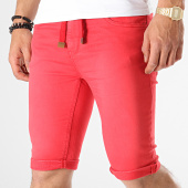 /achat-shorts-jean/paname-brothers-short-jogg-jean-maldive-rouge-178382.html