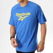 /achat-t-shirts/reebok-tee-shirt-a-bandes-classics-vector-ed4042-blue-roi-jaune-178423.html