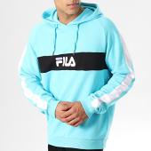 /achat-sweats-capuche/fila-sweat-capuche-a-bandes-jeremy-687112-bleu-turquoise-178518.html