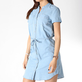 /achat-robes/only-robe-femme-shinest-bleu-clair-178539.html