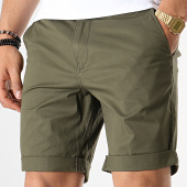 /achat-shorts-chinos/selected-short-chino-straight-paris-vert-kaki-178514.html