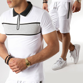 /achat-ensembles-survetement/aarhon-ensemble-polo-et-short-a-bandes-aj213-blanc-178654.html
