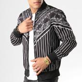 /achat-vestes/classic-series-veste-zippee-89033-noir-renaissance-blanc-178680.html