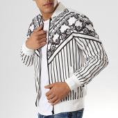/achat-vestes/classic-series-veste-zippee-89033-blanc-renaissance-178681.html