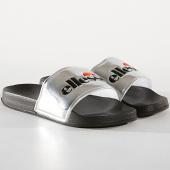 /achat-claquettes-sandales/ellesse-claquettes-femme-filomene-osel91w398-noir-argente-178588.html