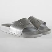 /achat-claquettes-sandales/emporio-armani-claquettes-x4ps02-xl825-argente-178622.html