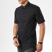 /achat-chemises-manches-courtes/only-and-sons-chemise-manches-courtes-alfredo-noir-178581.html