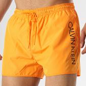 /achat-maillots-de-bain/calvin-klein-short-de-bain-runner-logo-0266-orange-178743.html