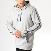 /achat-sweats-capuche/hugo-by-hugo-boss-sweat-capuche-avec-bandes-reverse-logo-dercolano-50410571-gris-chine-178796.html