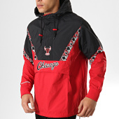 /achat-vestes/mitchell-and-ness-veste-outdoor-team-colour-chicago-bulls-rouge-noir-178805.html