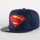 /achat-snapbacks/superman-casquette-snapback-logo-003-bleu-marine-178935.html