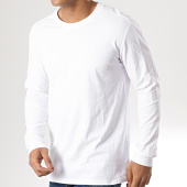 /achat-t-shirts-manches-longues/g-star-tee-shirt-manches-longues-meson-graphic-d12858-4561-blanc-178874.html