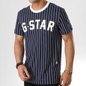 /achat-t-shirts/g-star-tee-shirt-wabash-d15106-a648-bleu-marine-178876.html