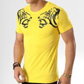 /achat-t-shirts/john-h-tee-shirt-m-28-jaune-178919.html