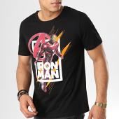 /achat-t-shirts/avengers-tee-shirt-iron-man-avengers-noir-178898.html