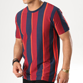 /achat-t-shirts/celio-tee-shirt-nebittle-rouge-bleu-marine-178959.html