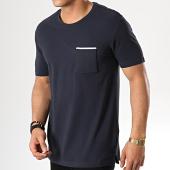 /achat-t-shirts-poche/celio-tee-shirt-nepiqpoche-bleu-marine-178982.html