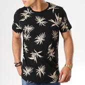/achat-t-shirts-longs-oversize/bellfield-tee-shirt-oversize-arvid-noir-floral-179086.html