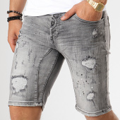 /achat-shorts-jean/classic-series-short-jean-slim-1104-gris-179131.html