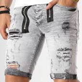 /achat-shorts-jean/classic-series-short-jean-slim-1076-gris-179135.html