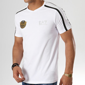 /achat-t-shirts/ea7-tee-shirt-3gpt33-pjl2z-blanc-dore-179051.html