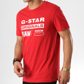 /achat-t-shirts/g-star-tee-shirt-graphic-8-d14143-336-rouge-179102.html