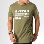 /achat-t-shirts/g-star-tee-shirt-graphic-8-d14143-336-vert-kaki-179103.html