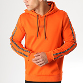 /achat-sweats-capuche/hugo-by-hugo-boss-sweat-capuche-avec-bandes-dercolano-50410571-orange-178961.html