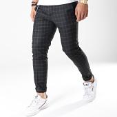 /achat-pantalons-carreaux/ikao-pantalon-carreaux-f558-noir-179101.html